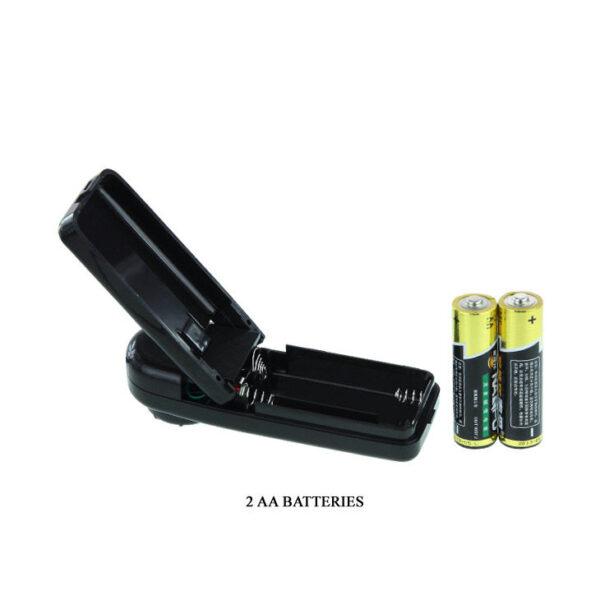 Realistlik iminapaga vibraator Super Vibro Dong V