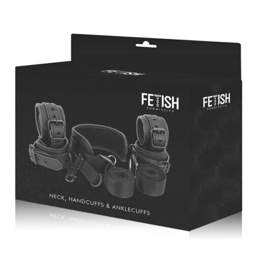 Fetish Submissive domineerimis-komplekt