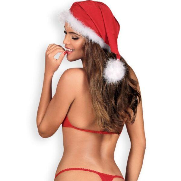 3-osaline jõulupesu komplekt Santastic