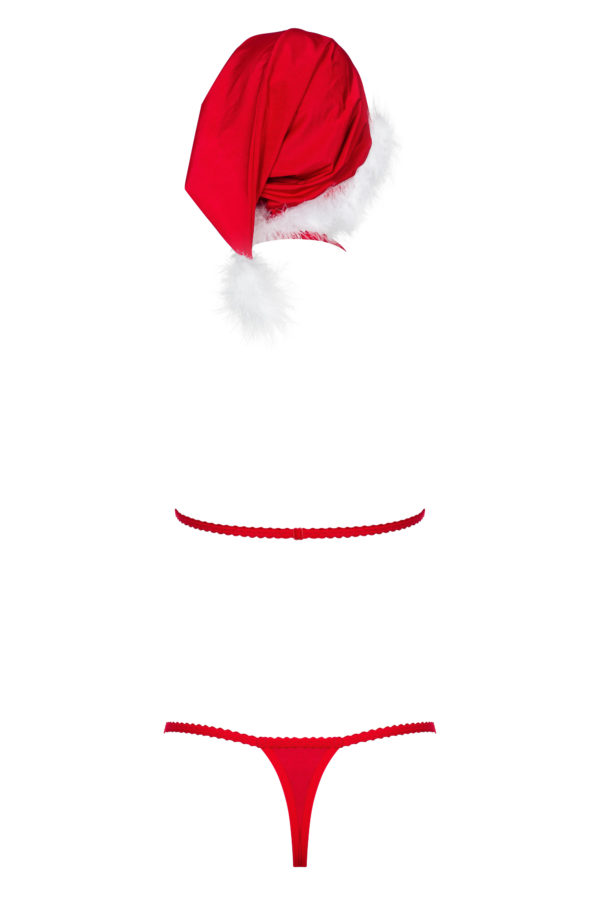 3-osaline jõulupesu komplekt Obsessive Santastic