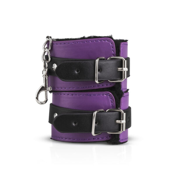 BDSM komplekt Purple Apprentice (must-lilla)