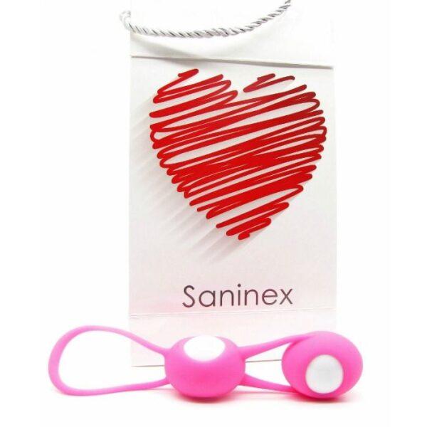 Tupekuulid Saninex Multi Orgasmic