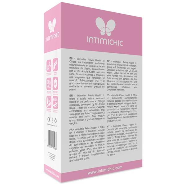 Tupekuulide komplekt Intimichic Pelvis Health II