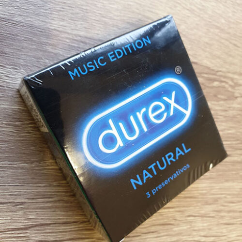 "Durex kondoomid Natural ""Music Edition"""