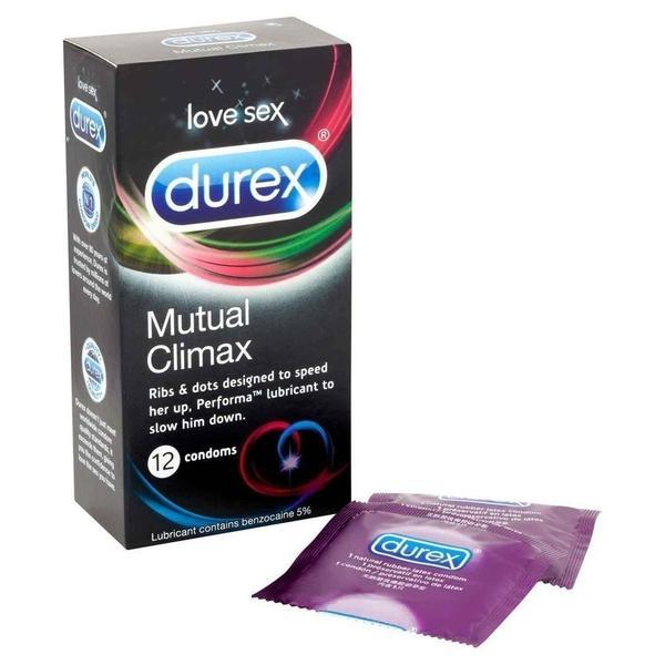 Durex kondoomid Mutual Climax