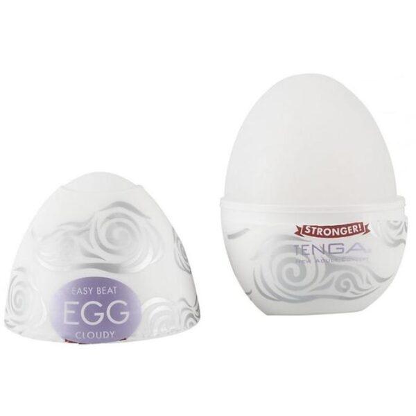 Tenga Egg Cloudy välistruktuur.