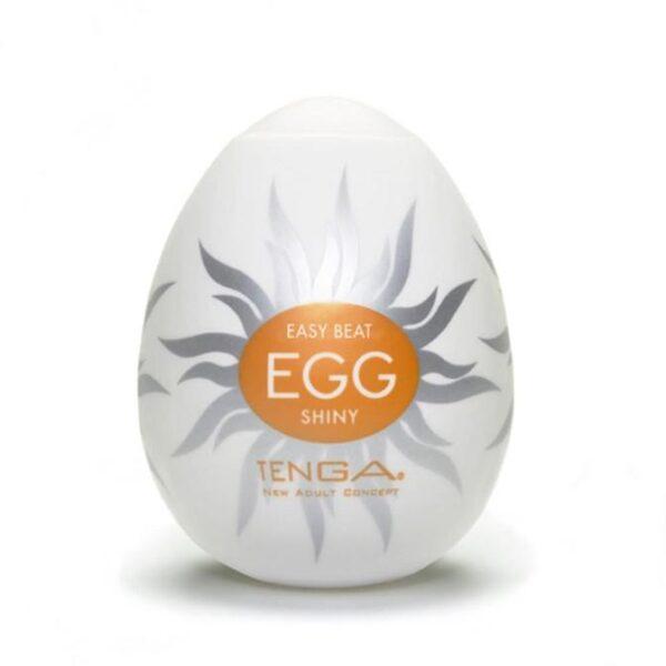 Tenga Egg Shiny. Tootega kaasas Tenga libesti.