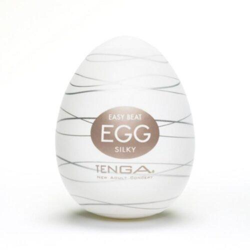 Tenga Egg Silky. Tootega kaasas Tenga libesti.