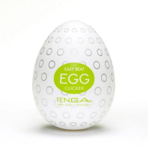 Tenga Egg clicker. Tootega kaasas Tenga libesti.