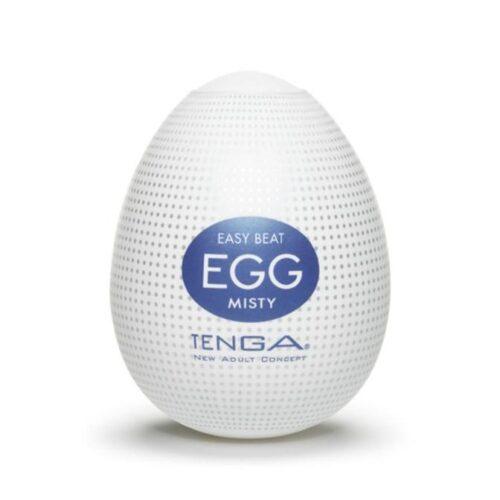 Tenga Egg Misty. Tootega kaasas Tenga libesti.