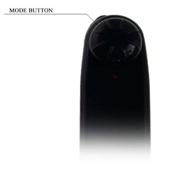 Iminapaga vibreeriv keskmisest suurem dildo, mille kogupikkuseks on 20cm.