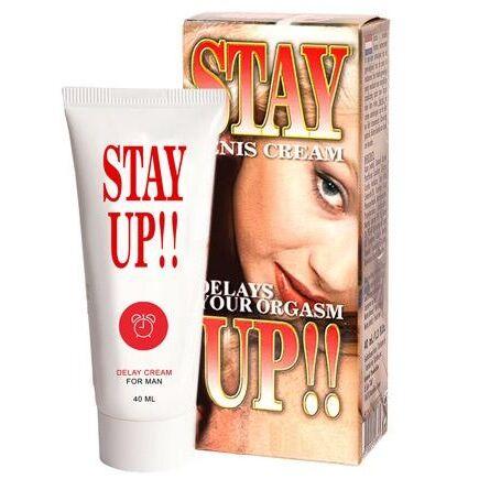 Erektsioonikreem StayUp meestele