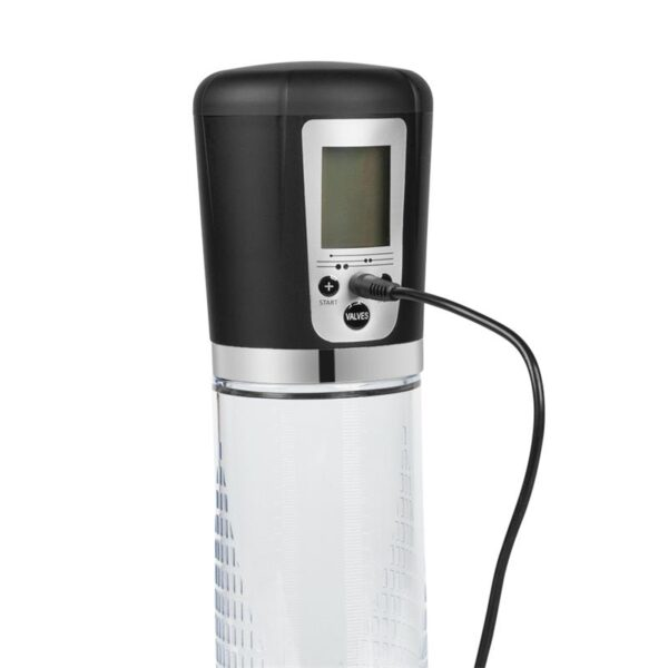 Automaatne LCD-ekraaniga peenisepump Boost Pump PSX08