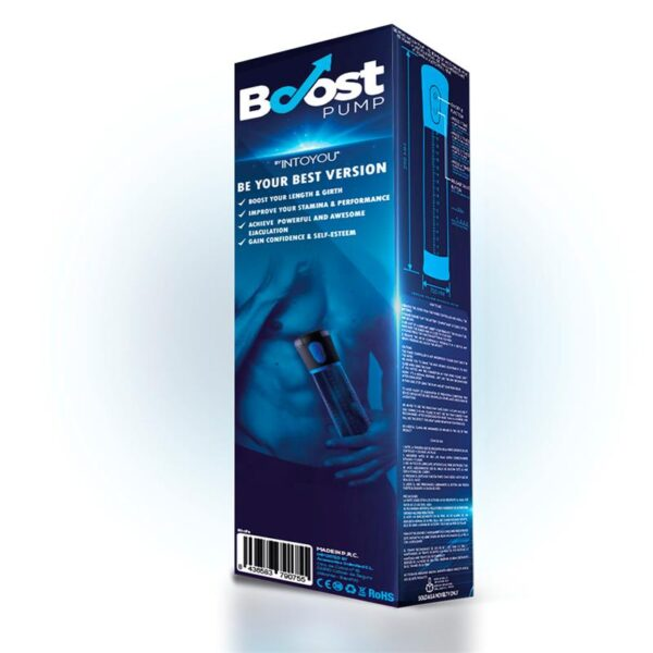 3-võimsuastmega automaatne peenisepump Boost Pump PSX01