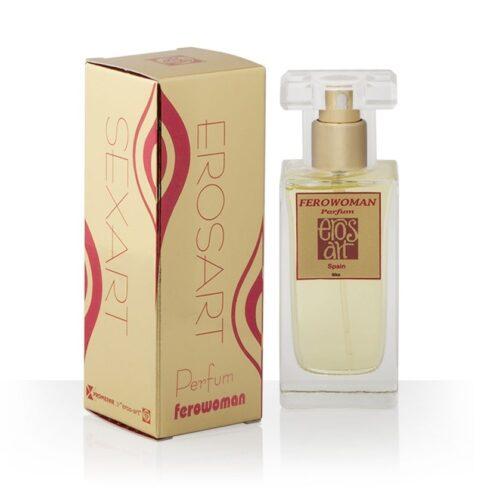 Erosart feromoonidega rikastatud naiste parfüüm Ferowoman