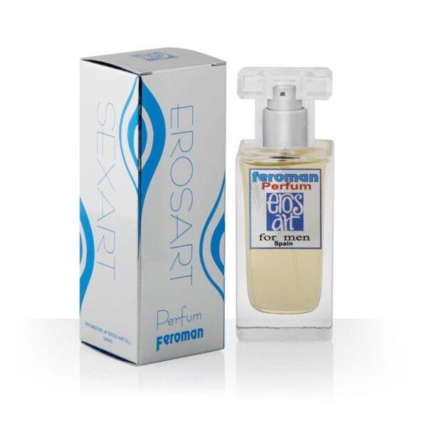 Erosart feromoonidega rikastatud meeste parfüüm Feroman