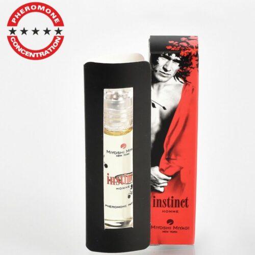 MiYoshi MiYagi instict feromoonidega parfüüm meestele