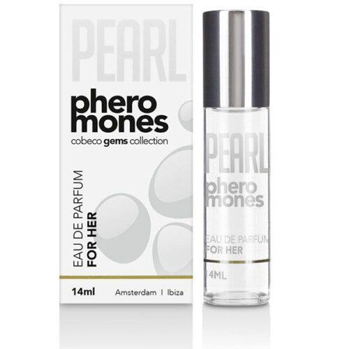 Feromoonidega naiste parfüüm Pearl