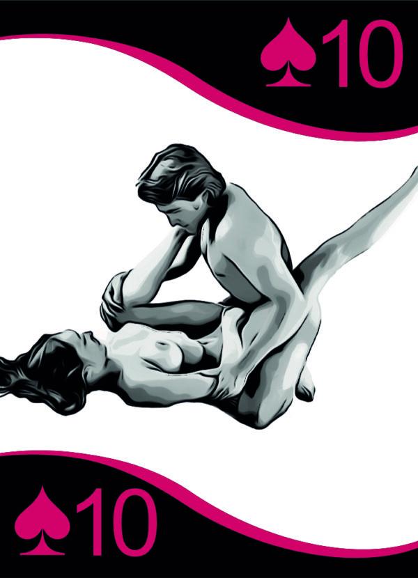 Erootiline mäng Vaarikas   Kodumaine seksmäng paaridele