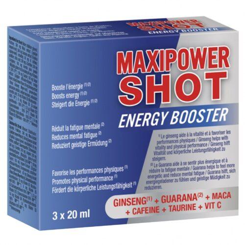 Seksuaalenergia suurendaja MaxiPower Shot - Energy Booster (60 ml)