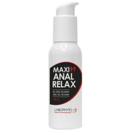Õrnalt anesteetilise (tuimestava) toimega anaalgeel Maxi Anal Relax (100 ml)